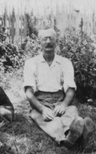 Dan Fox, circa 1920